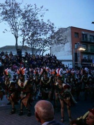 Ofertorio Carnaval de Herencia 2019219 315x420 - Axonsou y Burleta de Criptana destacaron en el Ofertorio 2019