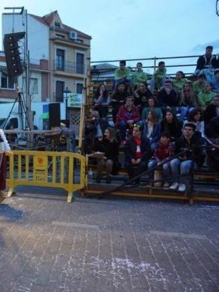 Ofertorio Carnaval de Herencia 2019238 315x420 - Axonsou y Burleta de Criptana destacaron en el Ofertorio 2019