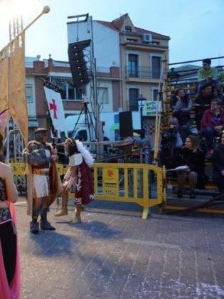 Ofertorio Carnaval de Herencia 2019239 315x420 - Axonsou y Burleta de Criptana destacaron en el Ofertorio 2019