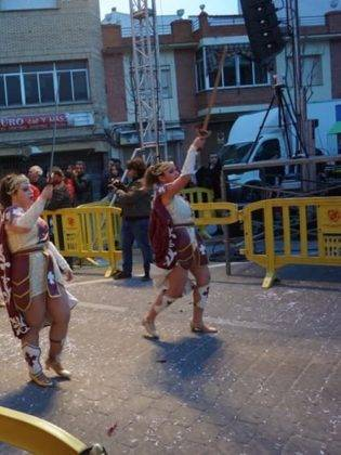 Ofertorio Carnaval de Herencia 2019244 315x420 - Axonsou y Burleta de Criptana destacaron en el Ofertorio 2019