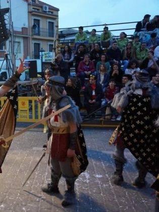 Ofertorio Carnaval de Herencia 2019246 315x420 - Axonsou y Burleta de Criptana destacaron en el Ofertorio 2019