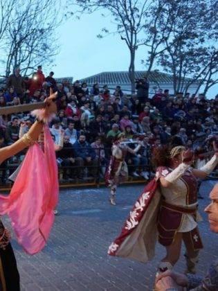 Ofertorio Carnaval de Herencia 2019253 315x420 - Axonsou y Burleta de Criptana destacaron en el Ofertorio 2019