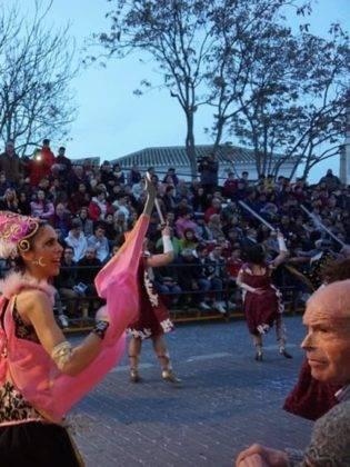 Ofertorio Carnaval de Herencia 2019254 315x420 - Axonsou y Burleta de Criptana destacaron en el Ofertorio 2019