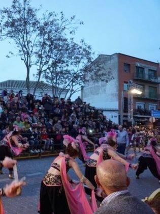Ofertorio Carnaval de Herencia 2019266 315x420 - Axonsou y Burleta de Criptana destacaron en el Ofertorio 2019