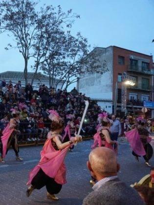 Ofertorio Carnaval de Herencia 2019267 315x420 - Axonsou y Burleta de Criptana destacaron en el Ofertorio 2019