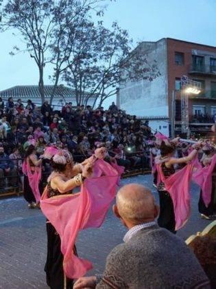 Ofertorio Carnaval de Herencia 2019268 315x420 - Axonsou y Burleta de Criptana destacaron en el Ofertorio 2019