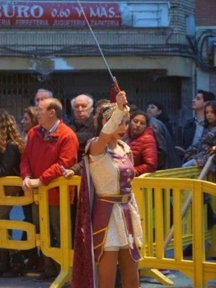 Ofertorio Carnaval de Herencia 2019276 315x420 - Axonsou y Burleta de Criptana destacaron en el Ofertorio 2019