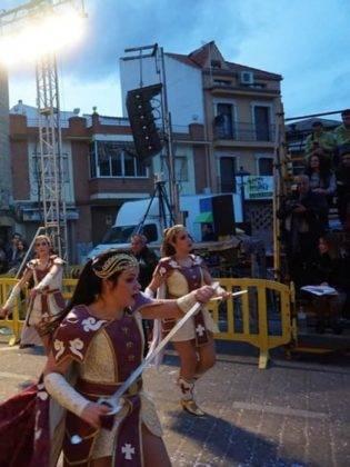 Ofertorio Carnaval de Herencia 2019282 315x420 - Axonsou y Burleta de Criptana destacaron en el Ofertorio 2019