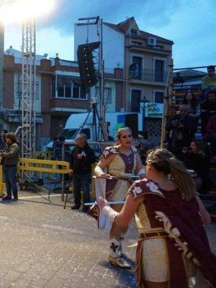 Ofertorio Carnaval de Herencia 2019283 315x420 - Axonsou y Burleta de Criptana destacaron en el Ofertorio 2019