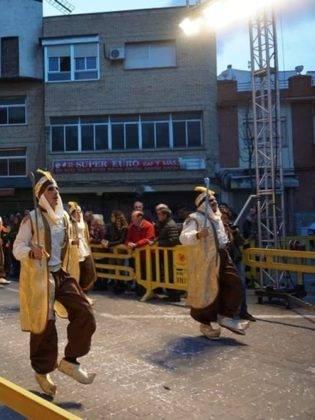 Ofertorio Carnaval de Herencia 2019286 315x420 - Axonsou y Burleta de Criptana destacaron en el Ofertorio 2019