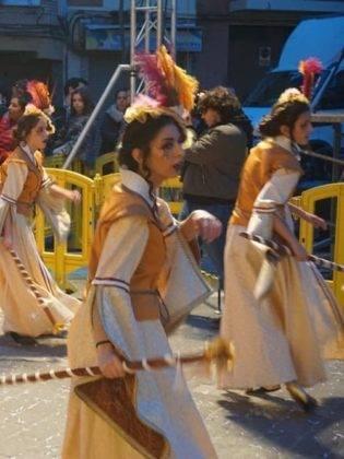 Ofertorio Carnaval de Herencia 2019304 315x420 - Axonsou y Burleta de Criptana destacaron en el Ofertorio 2019