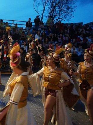 Ofertorio Carnaval de Herencia 2019310 315x420 - Axonsou y Burleta de Criptana destacaron en el Ofertorio 2019