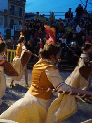 Ofertorio Carnaval de Herencia 2019312 315x420 - Axonsou y Burleta de Criptana destacaron en el Ofertorio 2019