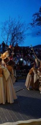 Ofertorio Carnaval de Herencia 2019317 140x420 - Axonsou y Burleta de Criptana destacaron en el Ofertorio 2019