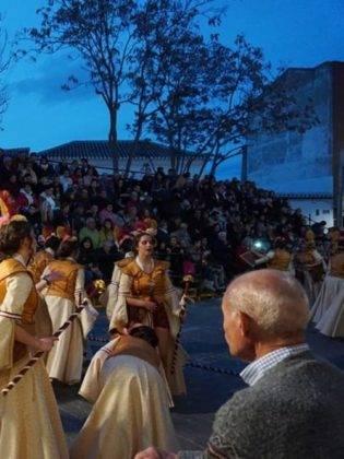 Ofertorio Carnaval de Herencia 2019319 315x420 - Axonsou y Burleta de Criptana destacaron en el Ofertorio 2019