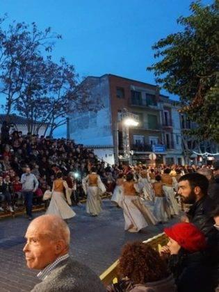 Ofertorio Carnaval de Herencia 2019330 315x420 - Axonsou y Burleta de Criptana destacaron en el Ofertorio 2019