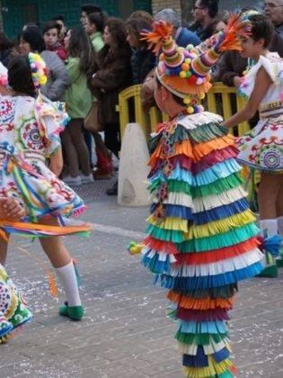 Ofertorio Carnaval de Herencia 201956 315x420 - Axonsou y Burleta de Criptana destacaron en el Ofertorio 2019