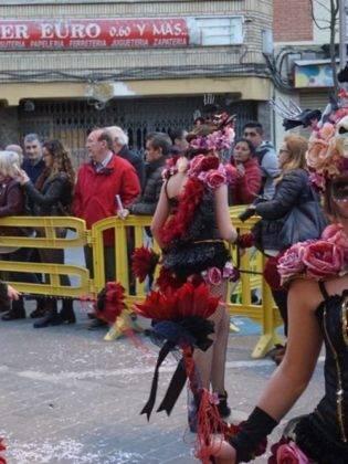 Ofertorio Carnaval de Herencia 201972 315x420 - Axonsou y Burleta de Criptana destacaron en el Ofertorio 2019