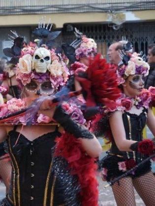 Ofertorio Carnaval de Herencia 201973 315x420 - Axonsou y Burleta de Criptana destacaron en el Ofertorio 2019