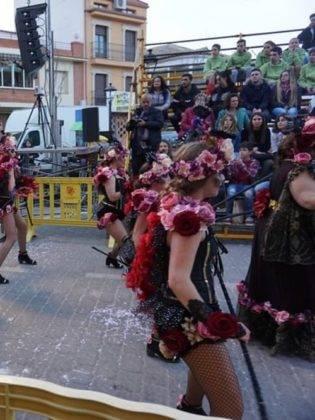 Ofertorio Carnaval de Herencia 201976 315x420 - Axonsou y Burleta de Criptana destacaron en el Ofertorio 2019