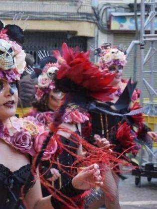 Ofertorio Carnaval de Herencia 201978 315x420 - Axonsou y Burleta de Criptana destacaron en el Ofertorio 2019