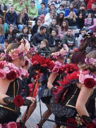 Ofertorio Carnaval de Herencia 201979 315x420 - Axonsou y Burleta de Criptana destacaron en el Ofertorio 2019