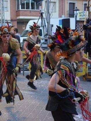 Ofertorio Carnaval de Herencia 201991 315x420 - Axonsou y Burleta de Criptana destacaron en el Ofertorio 2019