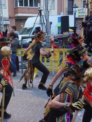 Ofertorio Carnaval de Herencia 201992 315x420 - Axonsou y Burleta de Criptana destacaron en el Ofertorio 2019