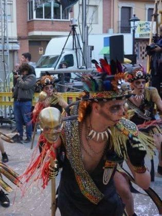 Ofertorio Carnaval de Herencia 201994 315x420 - Axonsou y Burleta de Criptana destacaron en el Ofertorio 2019