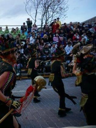 Ofertorio Carnaval de Herencia 201997 315x420 - Axonsou y Burleta de Criptana destacaron en el Ofertorio 2019