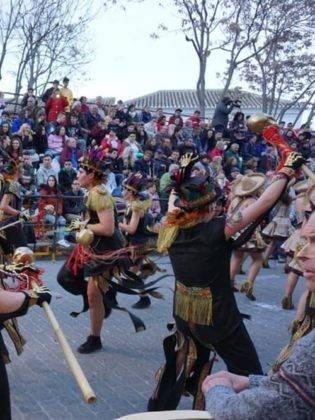 Ofertorio Carnaval de Herencia 201998 315x420 - Axonsou y Burleta de Criptana destacaron en el Ofertorio 2019