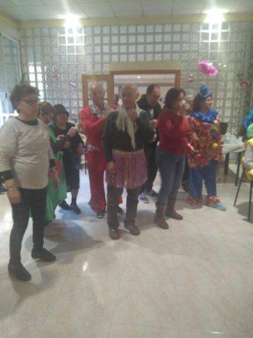 baile mayores carnaval 2019 herencia 6