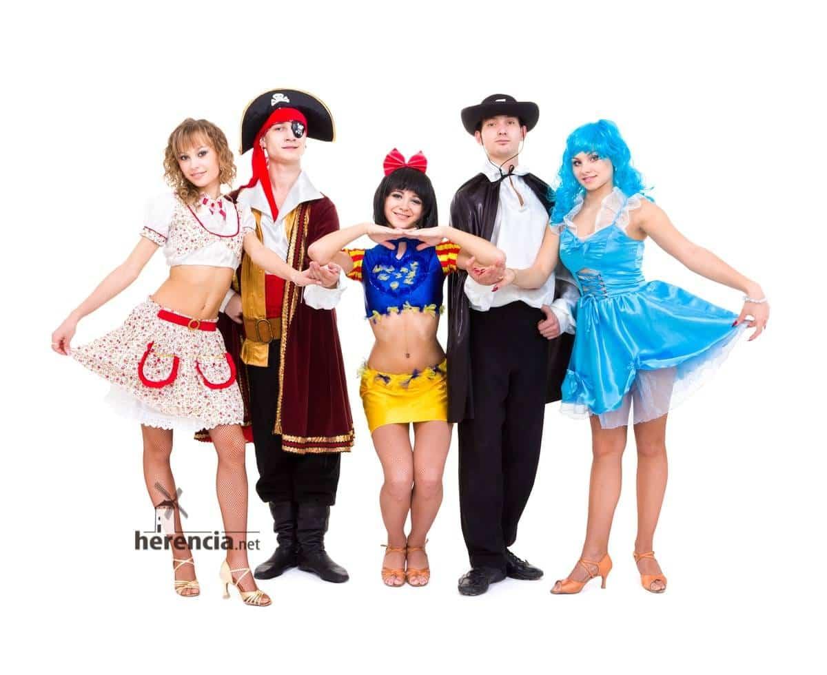 disfraces de carnaval - Recomendaciones para la compra de disfraces en las fiestas de carnaval