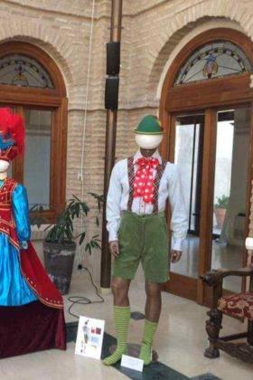 Fotografías de la Exposición de trajes del Carnaval de Herencia 12