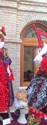 exposicion trajes carnaval herencia 13 158x420 - Fotografías de la Exposición de trajes del Carnaval de Herencia