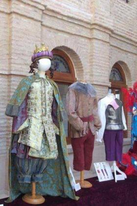 Fotografías de la Exposición de trajes del Carnaval de Herencia 14