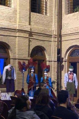 Fotografías de la Exposición de trajes del Carnaval de Herencia 19
