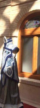 exposicion trajes carnaval herencia 2 158x420 - Fotografías de la Exposición de trajes del Carnaval de Herencia