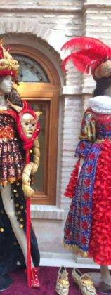 exposicion trajes carnaval herencia 21 158x420 - Fotografías de la Exposición de trajes del Carnaval de Herencia