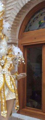 exposicion trajes carnaval herencia 22 158x420 - Fotografías de la Exposición de trajes del Carnaval de Herencia
