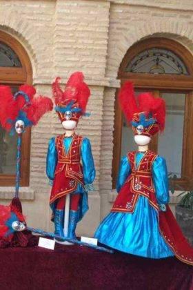 Fotografías de la Exposición de trajes del Carnaval de Herencia 26