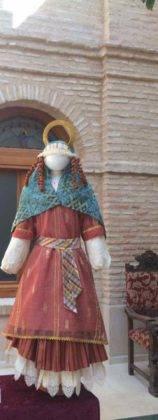 exposicion trajes carnaval herencia 3 158x420 - Fotografías de la Exposición de trajes del Carnaval de Herencia