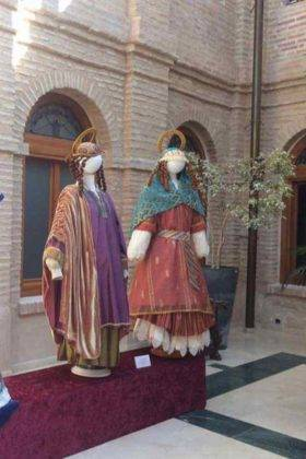 Fotografías de la Exposición de trajes del Carnaval de Herencia 5