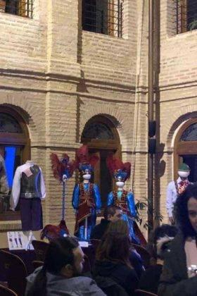 Fotografías de la Exposición de trajes del Carnaval de Herencia 6