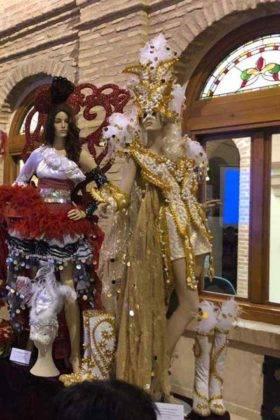 Fotografías de la Exposición de trajes del Carnaval de Herencia 8