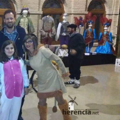 Fotografías de la inauguración del Carnaval de Herencia 2019 11