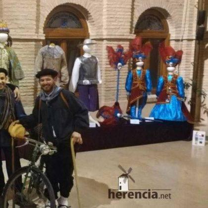 inauguracion carnaval 2019 herencia 12 420x420 - Fotografías de la inauguración del Carnaval de Herencia 2019