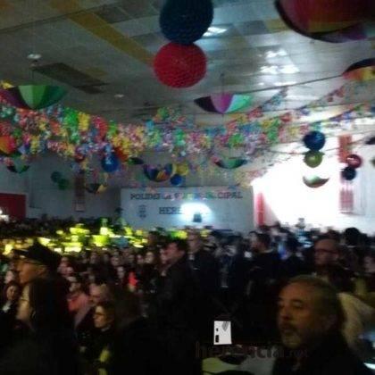 Fotografías de la inauguración del Carnaval de Herencia 2019 15