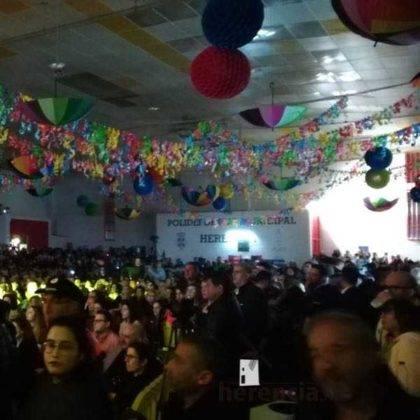 inauguracion carnaval 2019 herencia 18 420x420 - Fotografías de la inauguración del Carnaval de Herencia 2019