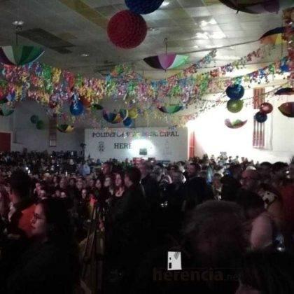 inauguracion carnaval 2019 herencia 20 420x420 - Fotografías de la inauguración del Carnaval de Herencia 2019